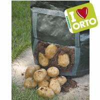 Sacco per la crescita delle patate di Verdemax - I LOVE ORTO