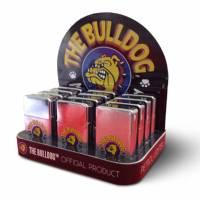 The Bulldog - Accendino Zippo Argento