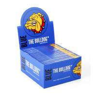Bulldog - BOX Cartine King Size Blu 50pz