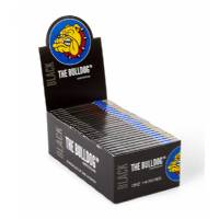 Bulldog - BOX Cartine One Black 1/4 50pz