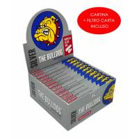Bulldog - Cartina Ks Slim + Filtro (Singola)