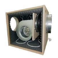 Aspiratore SOFTBOX MDF Super Insonorizzato - 2x250/315mm - 4250 m3/h
