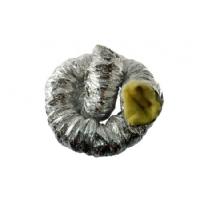 Condotta areazione flessibile fonoassorbente Ø 10cm - 10mt
