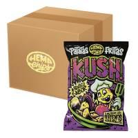 BOX 30pz - Hemp Chips Kush 35g - Patatine di Canapa