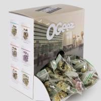OGeez (ex OG Krunch) - Box 25 X 6 Flavours 150 pcs