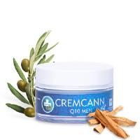 CremCann Q10 Crema Antirughe Viso Uomo 50ml Annabis