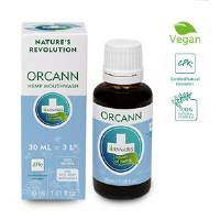 Orcann Collutorio Naturale Concentrato - 30ml - Annabis