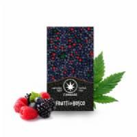 CannaBe - Herbal Mix (Canapa e Frutti di Bosco) 30g