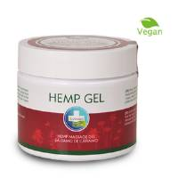 Hemp Gel alla Canapa per Massaggio 300 ml Annabis