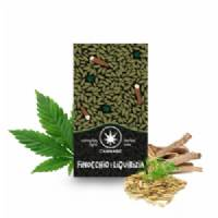 Tisana AFTER PARTY Canapa Liquirizia Finocchio 30 g CannaBe