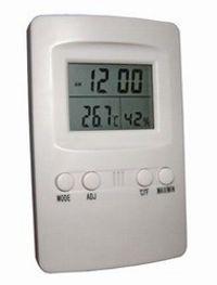 6. Temperatura nella grow room in Terra e nell'Idroponica