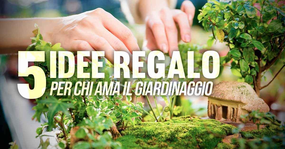 Regali Originali Giardinaggio: 5 idee per appassionati orto e giardino