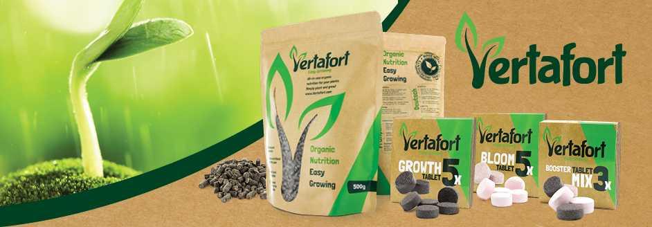 Vertafort: Concime Organico Completo