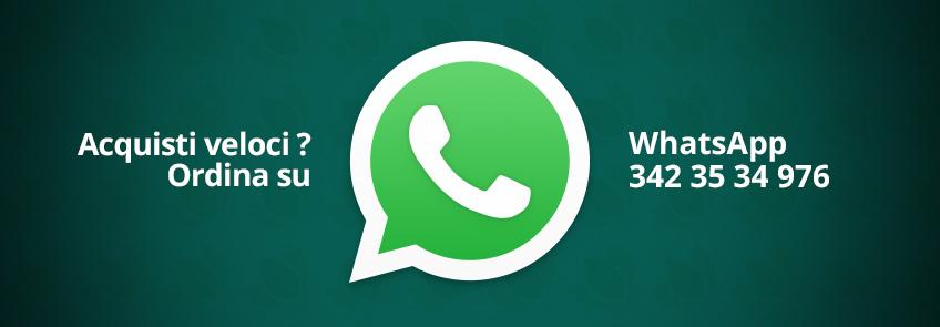 Attivo da oggi il WhatsApp di Idroponica.it per Assistenza e Vendita