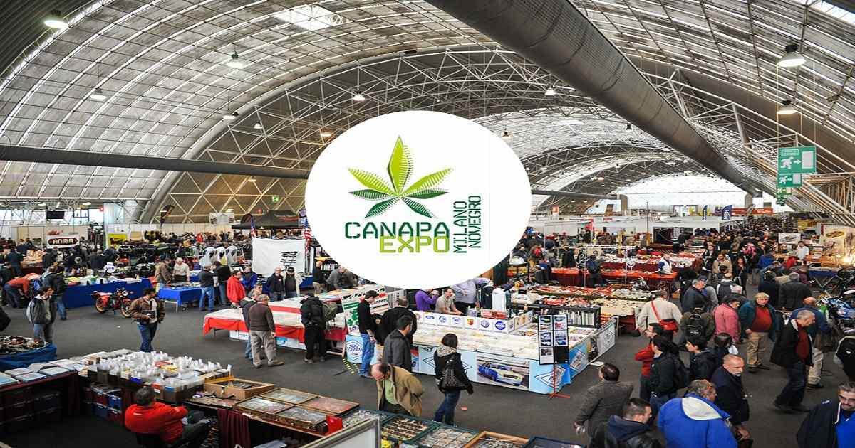 Idroponica a Canapa Expo Milano dal 22 al 24 Novembre 2019