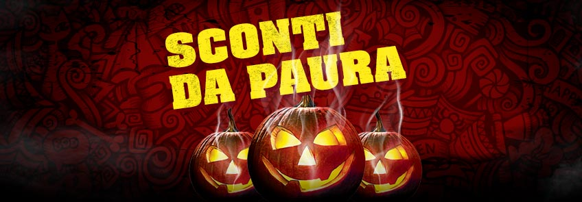 Offerte Halloween da Paura