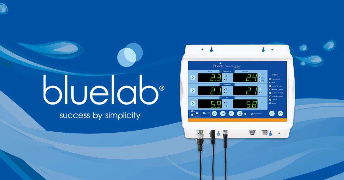 Strumenti per la misurazione dell'acqua: i prodotti BlueLab