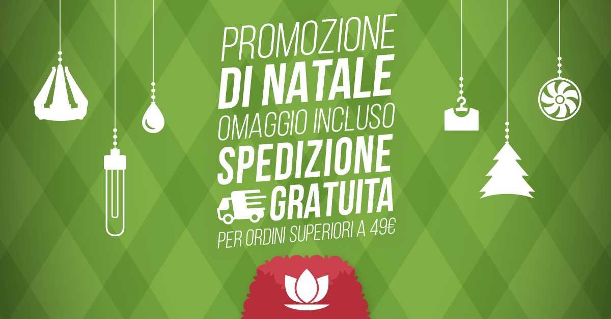 Verde Natale da Idroponica.it | Spedizione Gratuita e Omaggio