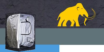 Le Grow Box Economiche di Mammoth non rinunciano alla qualità