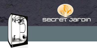 Le Grow Room di Secret Jardin, la qualità nella Coltivazione Indoor