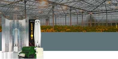 Kit lampada hps per coltivare indoor
