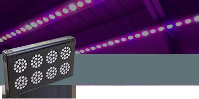 Lampade A Led Per Coltivazione Indoor.Lampade Per Piante Per Coltivazione Indoor Illuminazione