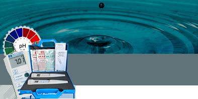 Misuratore ph metri terreno e acqua