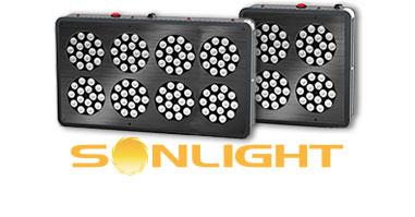 Lampade Apollo LED per la coltivazione di piante indoor