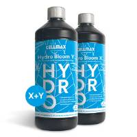 CellMax HYDRO Bloom X+Y 2x1L