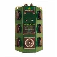 Timer Contatore Professionale a 6 vie 4000W - Green Power - Nutriculture
