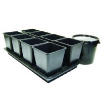 OctoGrow Nutriculture Con ATU - Sistema Idroponico Passivo