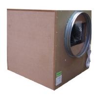 Aspiratore Cassonato Insonorizzato 75x75cm 2-entrate-250/450cm - 6000 M3/H - MDF