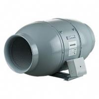 Aspiratore Insonorizzato Blauberg Iso-Mix - 20cm (1035 m3/h) - Con Termostato