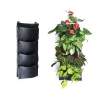 Verde Verticale Moduli da 4 Tasche - Giardino Pensile