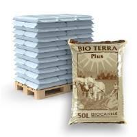 Bancale Canna Bio Terra Plus 50L (60 Sacchi)
