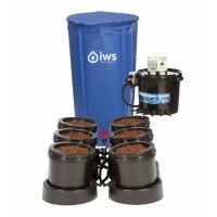 IWS Flood & Drain - Sistema Idroponico Nutriculture 6 vasi