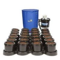 IWS Flood & Drain - Sistema Idroponico Nutriculture 24 vasi