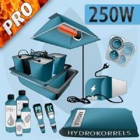 Kit Idroponica Indoor 250W Pro