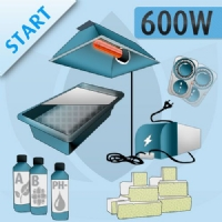 Kit Idroponica Indoor 600W Start