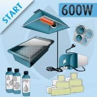 Kit Idroponica Indoor 600W Start