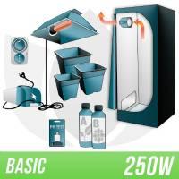 Kit Indoor Terra 250w + Grow Box - BASIC