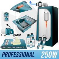 Kit Indoor Idroponica 250w + Grow Box - PRO