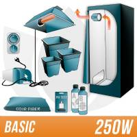 Kit Cocco 250w + Grow Box - BASIC