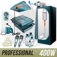 Kit Aeroponica 400w + Grow Box - PRO