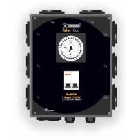 CLI-MATE Quadro elettrico con Timer 8x600w + Riscaldamento 3500W