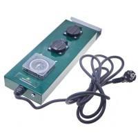 GreenPower Professional  - Quadro elettrico con timer - 2 vie