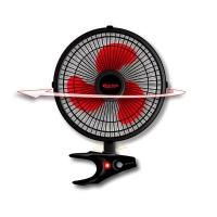 Ventilatore Oscillante con Clip Ø 20cm 23W