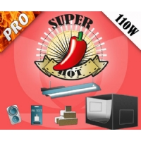 Kit Germinazione Peperoncino PRO 110w Neon