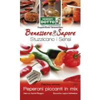 Sementi Dotto - Peperoni piccanti in mix Caspicum Annuum