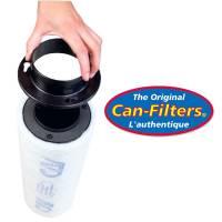 Can-Lite Filtro Carboni Attivi + Flangia